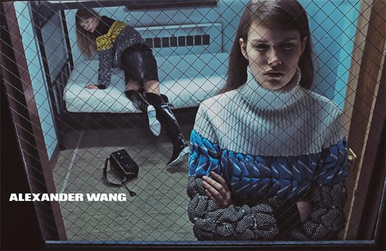 ALEXANDER WANG FALL/WINTER 2014