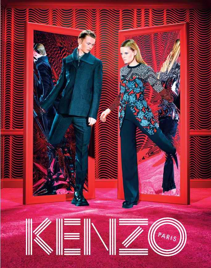 kenzo-fall-2014-ad-photos7