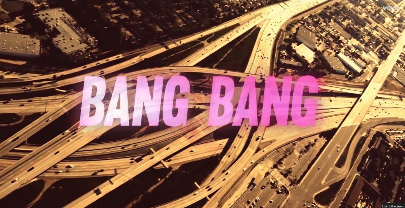 BANG BANG OFFICIAL MUSIC VIDEO