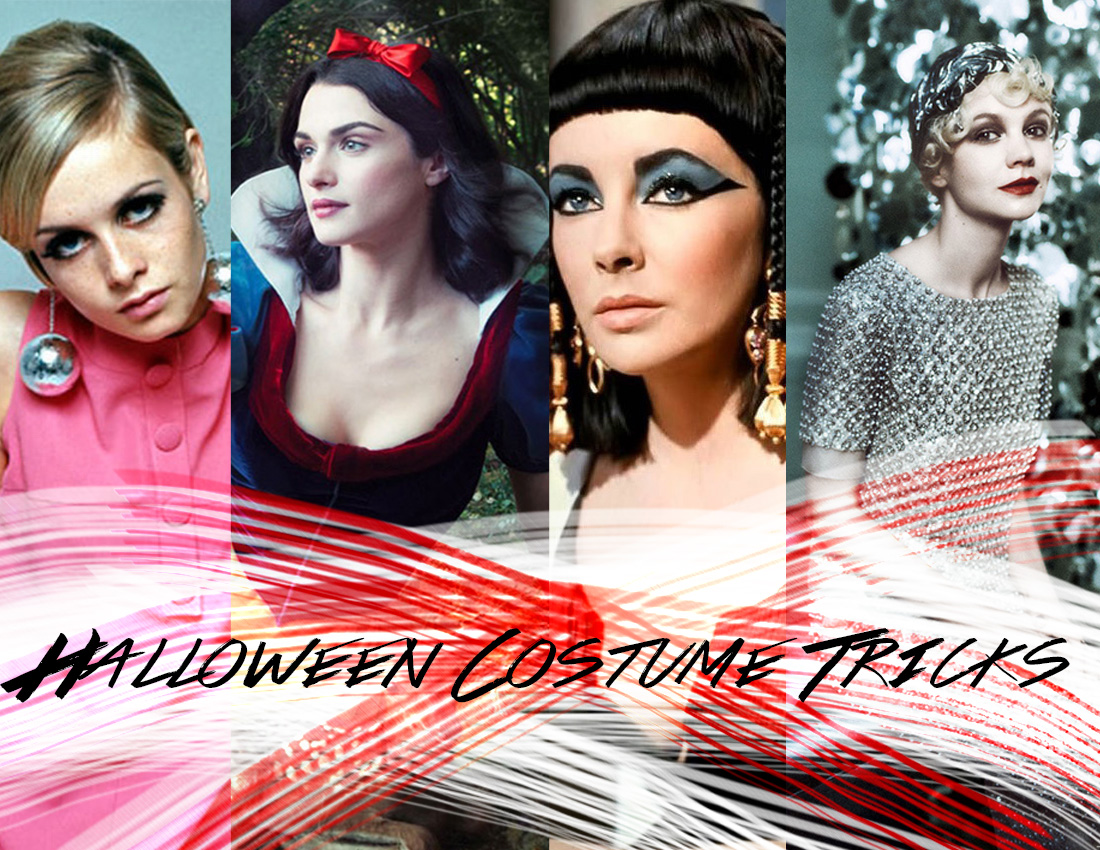 HALLOWEEN COSTUME TRICKS FOR GIRLS
