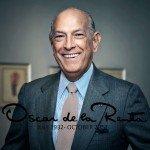 OSCAR DE LA RENTA PASSES AWAY AT 82 YEARS OLD