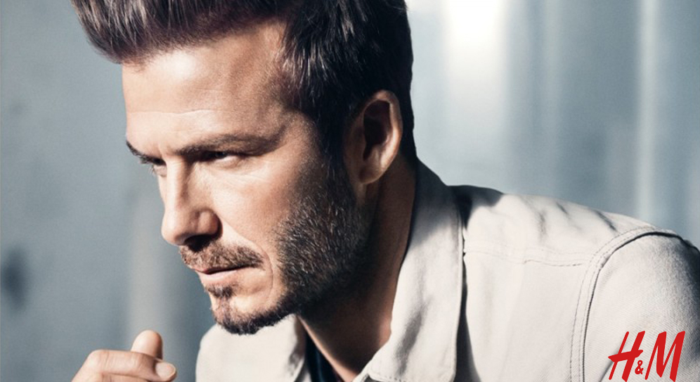DAVID BECKHAM STARS IN SPRING 2015 MODERN ESSENTIALS