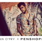 """""""BLANK SPACE"""" GUY SEAN O'PRY FRONTS PENSHOPPE'S LATEST CAMPAIGN"""