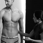 CALVIN HARRIS BARES ALL FOR EMPORIO ARMANI
