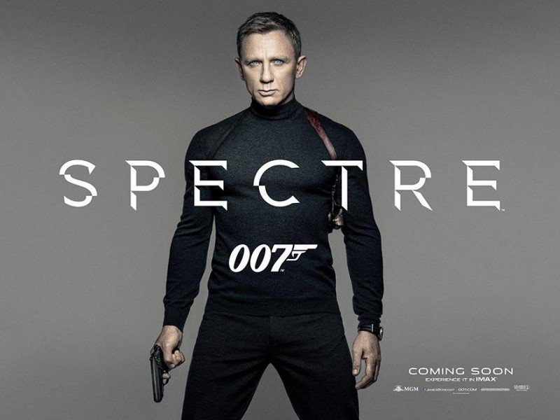 "MUST WATCH: JAMES BOND ""SPECTRE"" OFFICIAL MOVIE TRAILER!"