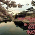 BEST HANAMI SPOTS IN OSAKA, KOBE AND KYOTO