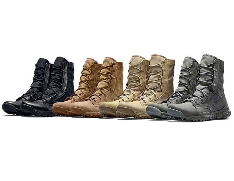 PUT YOUR BEST BOOT FORWARD