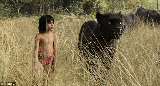 JUNGLE BOOK OFFICIAL TRAILER WILL GIVE YOU CHILLS
