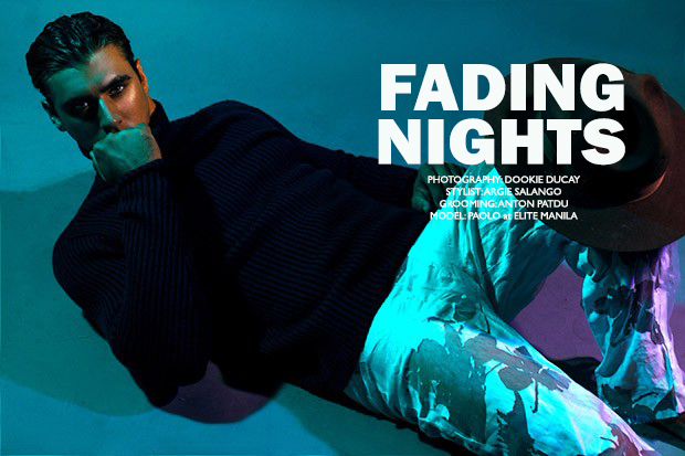 STYLE MNL EDITORIAL: NIGHT FADING BY DOOKIE DUCAY