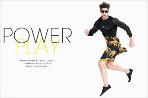 STYLE MNL EDITORIAL: POWER PLAY BY JERICK SANCHEZ