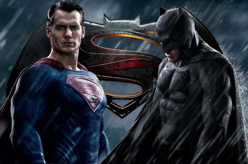 BATMAN V SUPERMAN: DAWN OF JUSTICE NEW MOVIE POSTERS