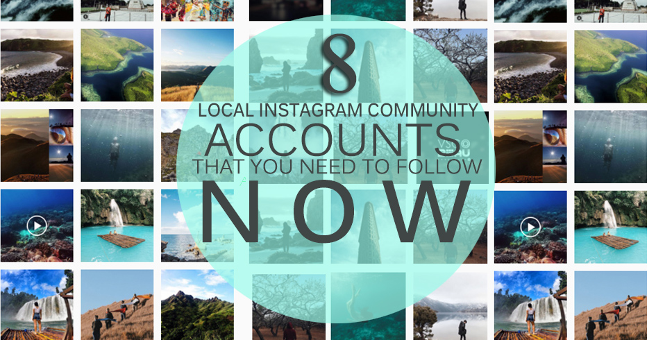 8 LOCAL INSTAGRAM COMMUNITY ACCOUNTS THAT YOU NEED TO FOLLOW!