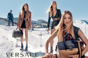 5 REASONS WHY WE LOVE THE VERSACE SPRING 2016 CAMPAIGN