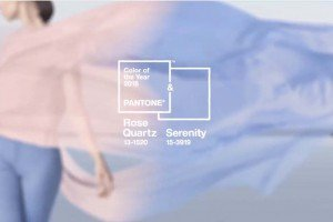 PANTONE REVEALS COLOR OF THE YEAR FOR 2016