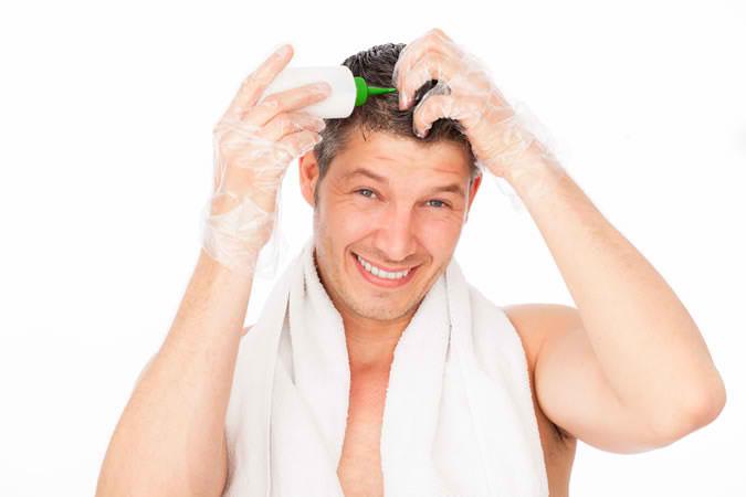 haircolouring