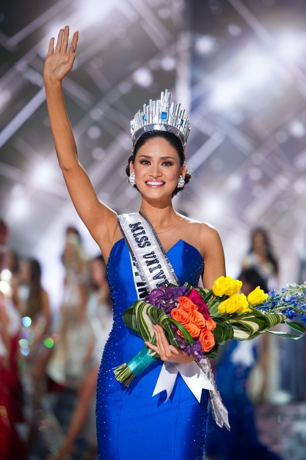 A year-long salary as Miss Universe
