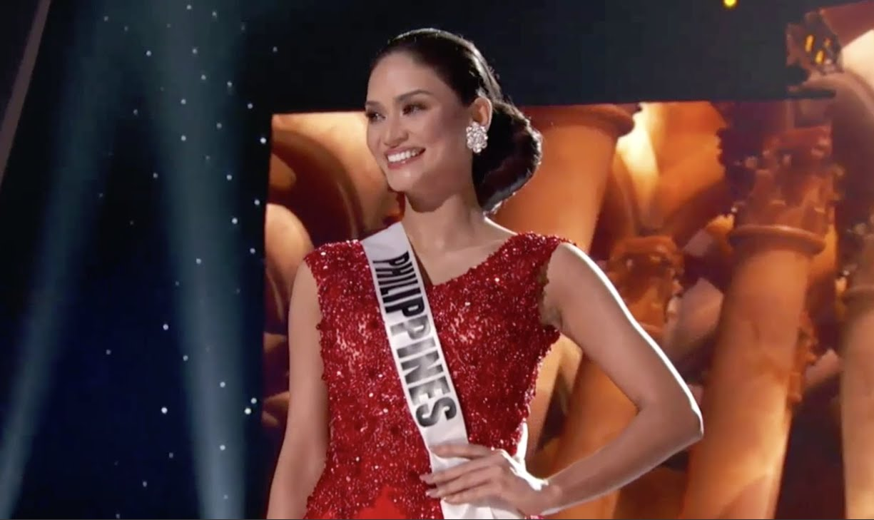 PIA WURTZBACH SLAYS THE MISS UNIVERSE PRELIMINARY JUDGEMENT