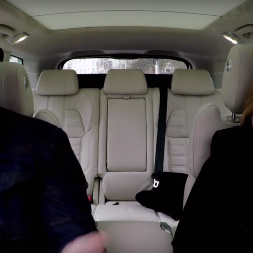ADELE DOES SPICE GIRLS in JAMES CORDEN CARPOOL