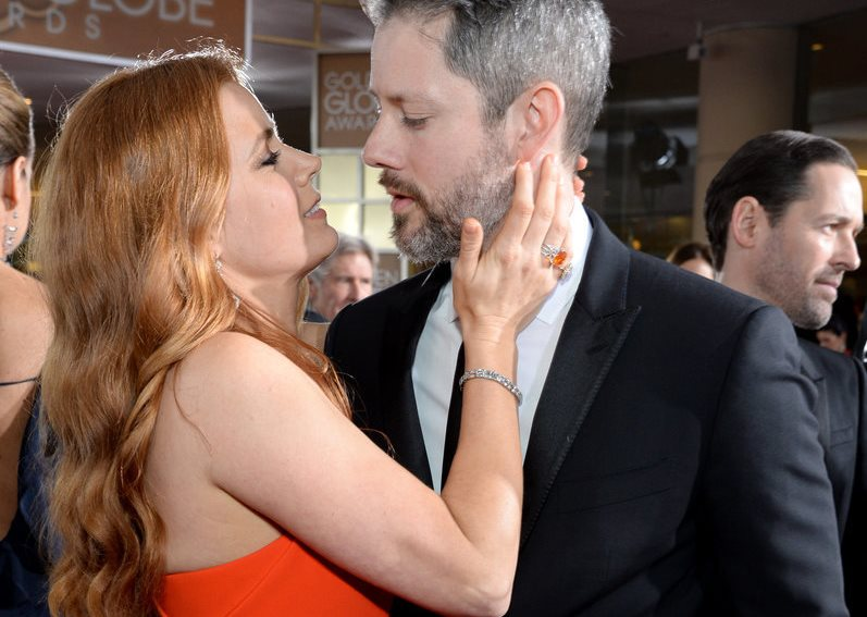 5 CUTE CELEBRITY COUPLES DURING THE 73rd GOLDEN GLOBES
