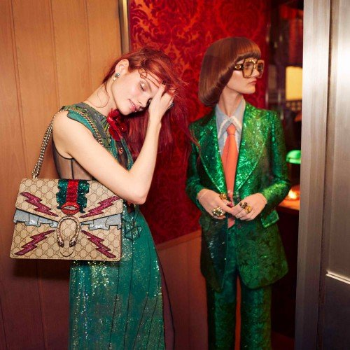 GUCCI HEADS BACK TO BERLIN FOR THEIR SPRING 2016 CAMPAIGN