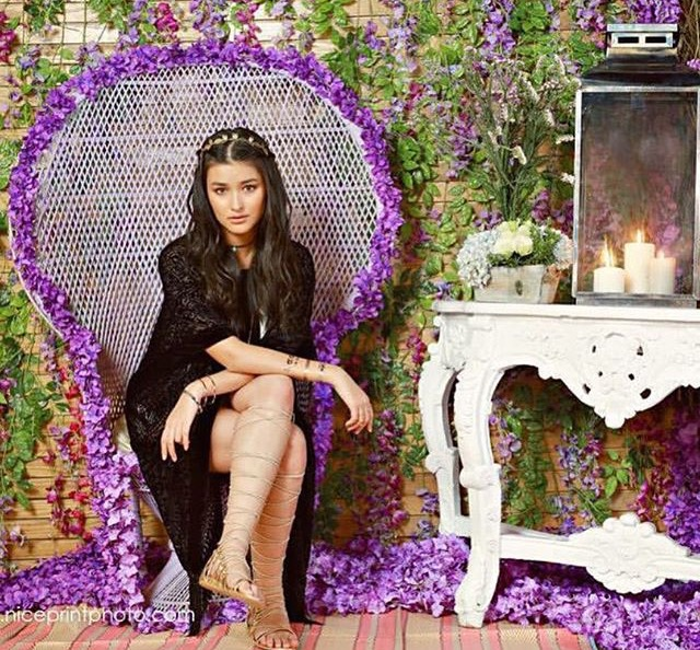 LIZA SOBERANO IS A BOHEMIAN DARLING IN HER 18th BIRTHDAY CELEBRATION