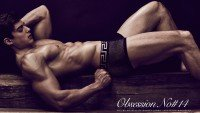PIETRO BOSELLI BARES IT ALL FOR OBSESSION SERIES NO. 14