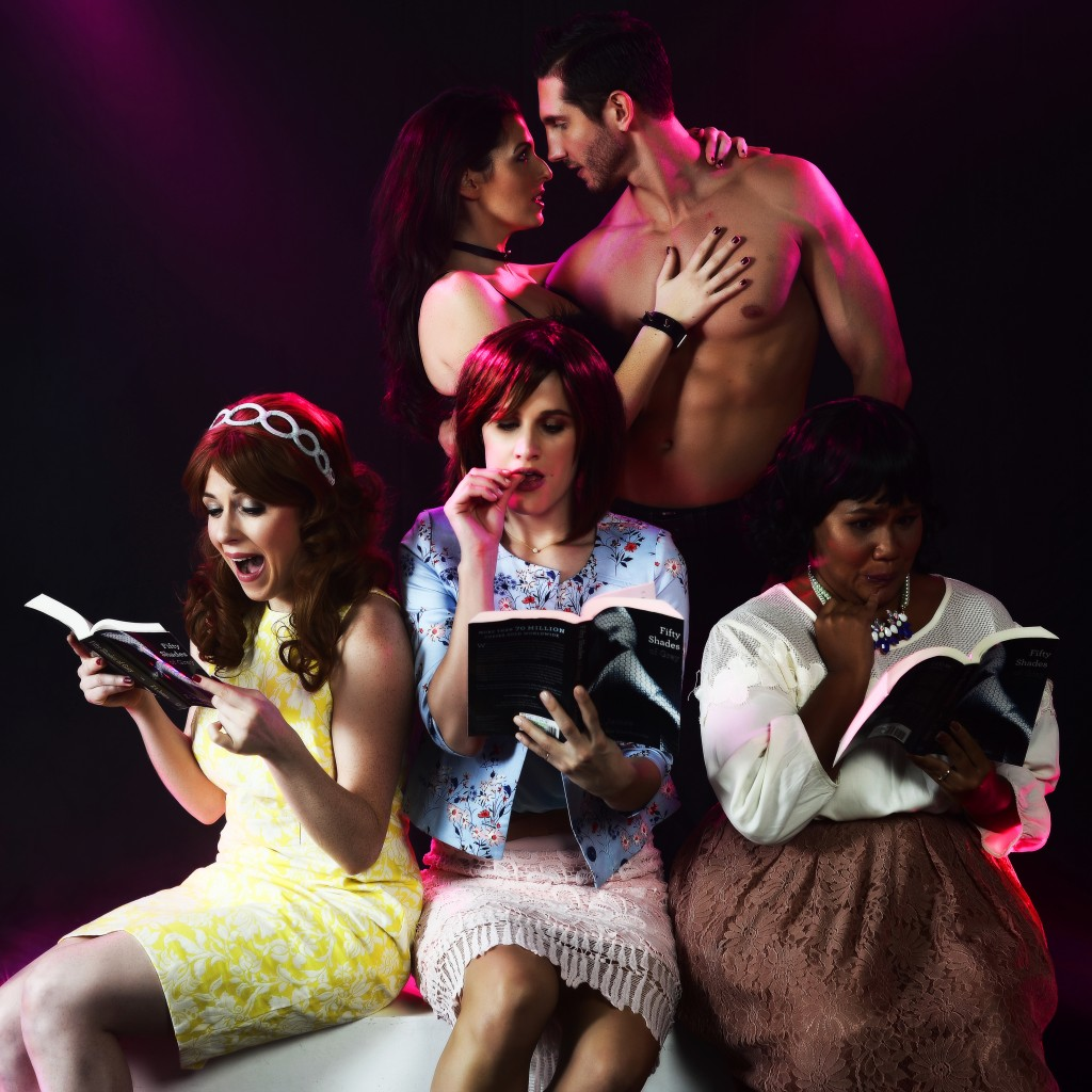 five reasons why you need to watch Fifty Shades the Musical Parody