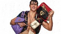 PIETRO BOSELLI FRONTS LOVE MOSCHINO S/S 2016 CAMPAIGN