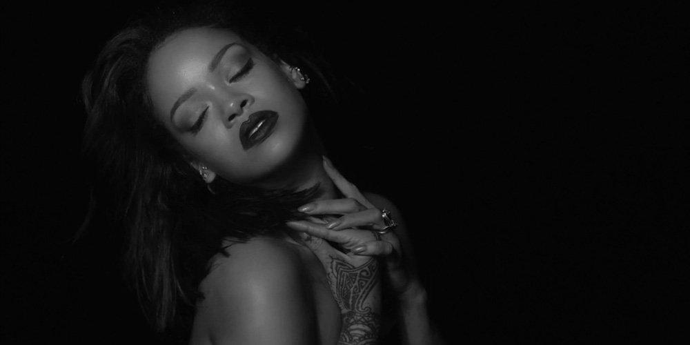 "WATCH RIHANNA'S LATEST VIDEO FOR NEW SINGLE ""KISS IT BETTER"""