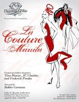LA COUTURE MANILA IS SET TO HAPPEN THIS APRIL 16!