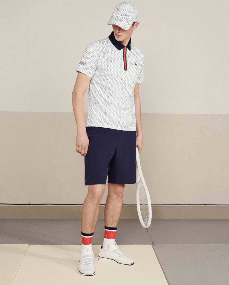 LACOSTE SPORTS EMBRACES AN ACTIVE SPIRIT IN LATEST CAMPAIGN COLLECTION