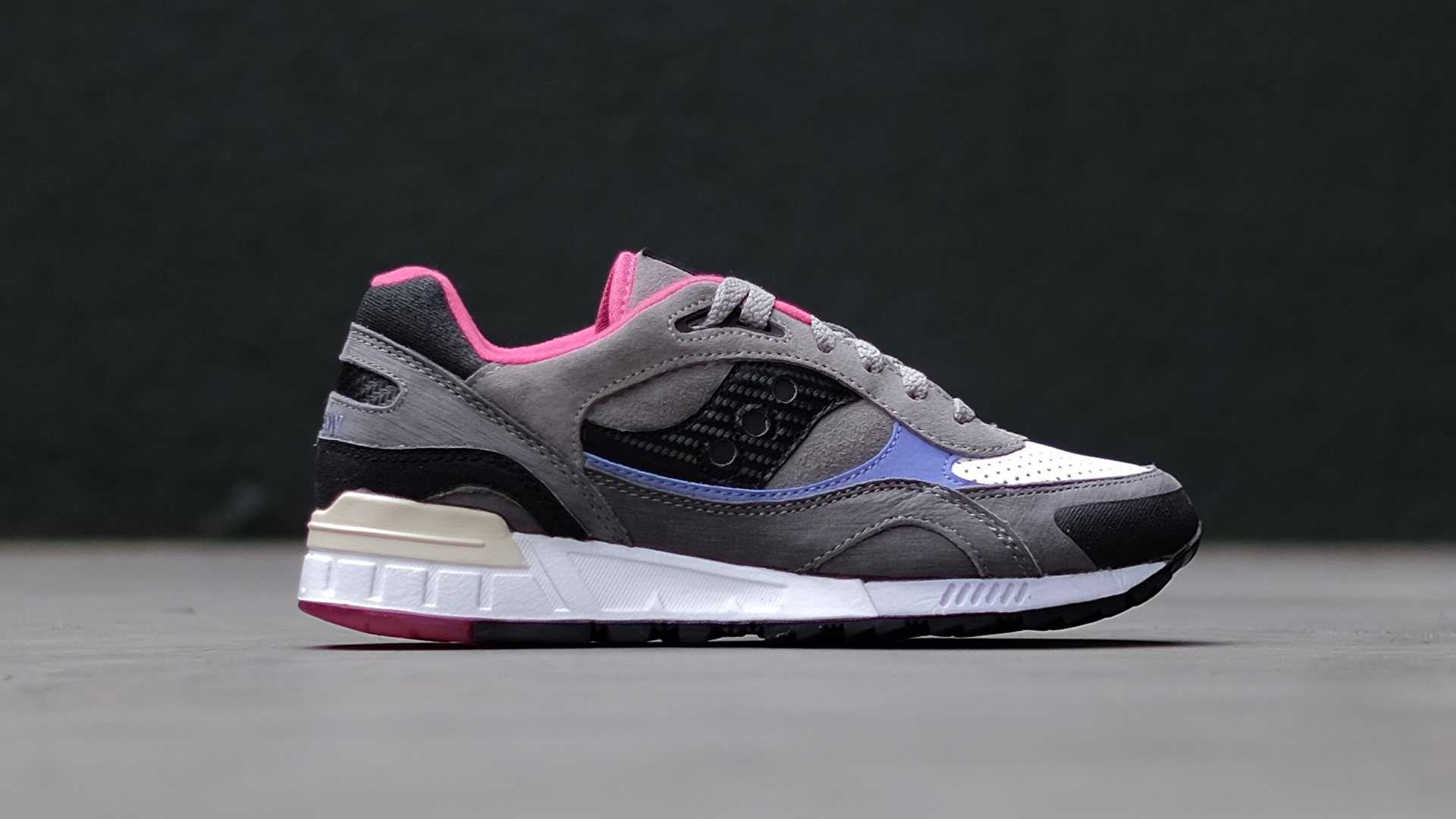 "SNEAK PEEK PRESENTS SAUCONY X WEST NYC SHADOW 90 ""SALTWATER"""