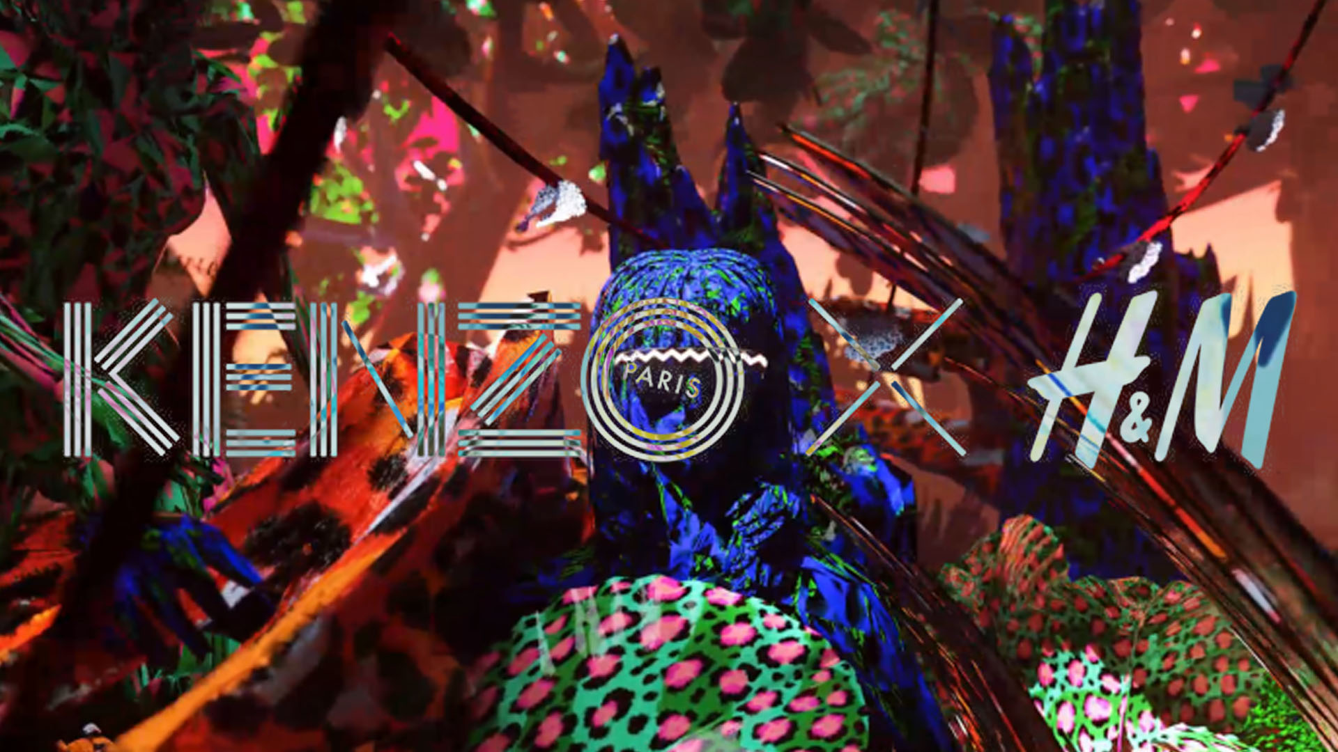 5 THINGS WE EXPECT IN THE UPCOMING H&M X KENZO COLLABORATION