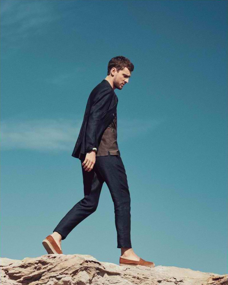 5 REASONS WE LIKE THE MANGO MAN LOOKBOOK THIS SEASON