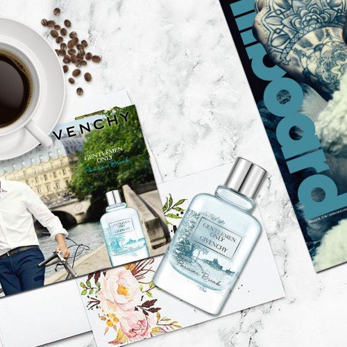 GIVENCHY 'PARISIAN BREAK' :THE SWEET SCENT OF ESCAPE