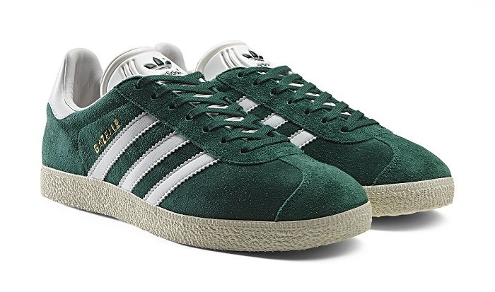 ADIDAS ORIGINALS PRESENTS THE GAZELLE SILHOUETTE FOR F/W 2016