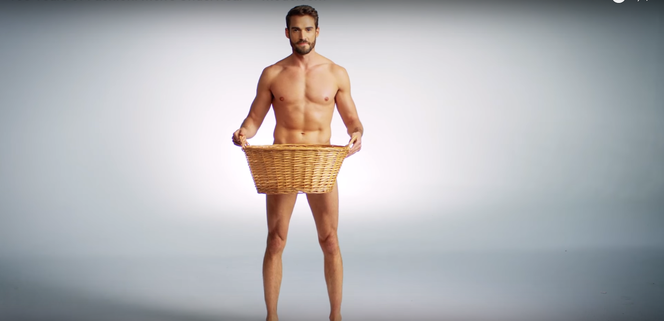 100 YEARS OF UNDERWEAR IN ONE VIDEO