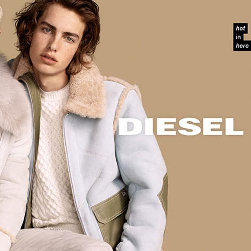 DIESEL FEATURES DIVERSE MODELS IN LATEST FW 2016 CAMPAIGN