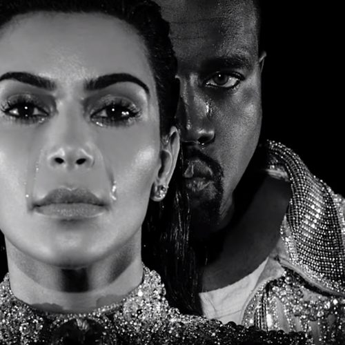 """MUST WATCH: KANYE WEST TEAMS UP WITH BALMAIN FOR """"WOLVES"""" MUSIC VIDEO"""