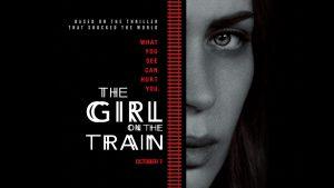 girl on the train trailer