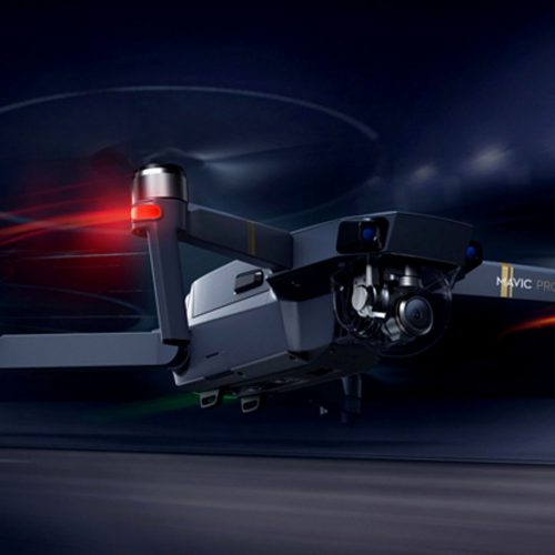 DJI LAUNCHES A MORE COMPACT AND ADVANCED DRONE CALLED THE MAVIC