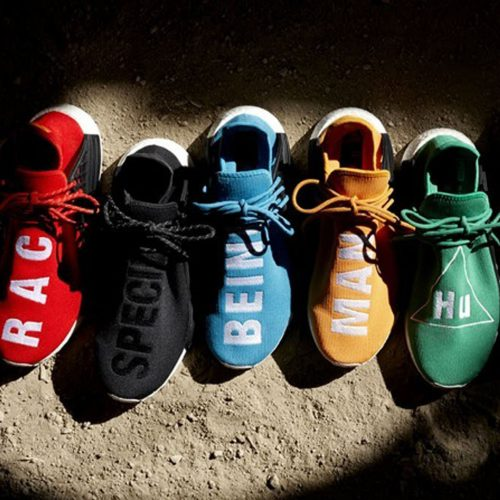 ADIDAS ORIGINALS LAUNCHES PHARELL WILLIAMS HU IN THE PHILIPPINES