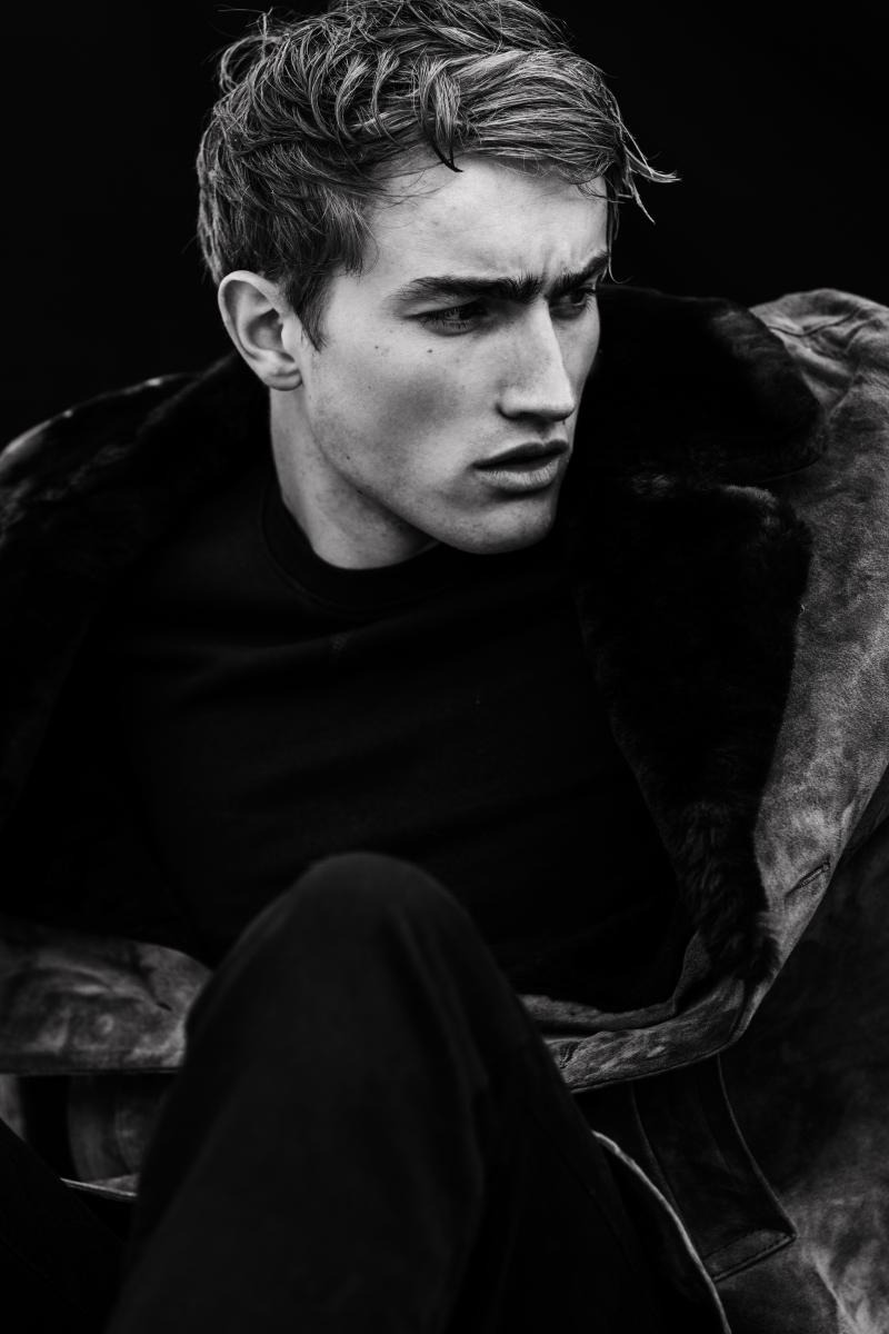 MODEL FEATURE: DYLAN VERLOOY