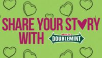 CREATE SWEET CONNECTIONS WITH DOUBLEMINT #LOVEWRAPS