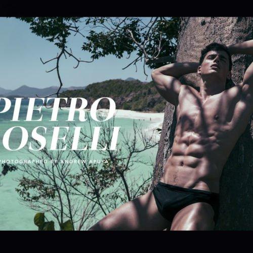 THE LAST GLIMPSE OF SUMMER FEATURING PIETRO BOSELLI