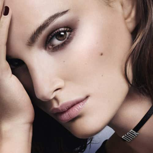 NATALIE PORTMAN FACES THE NEW DIORSKIN FOREVER UNDERCOVER CAMPAIGN