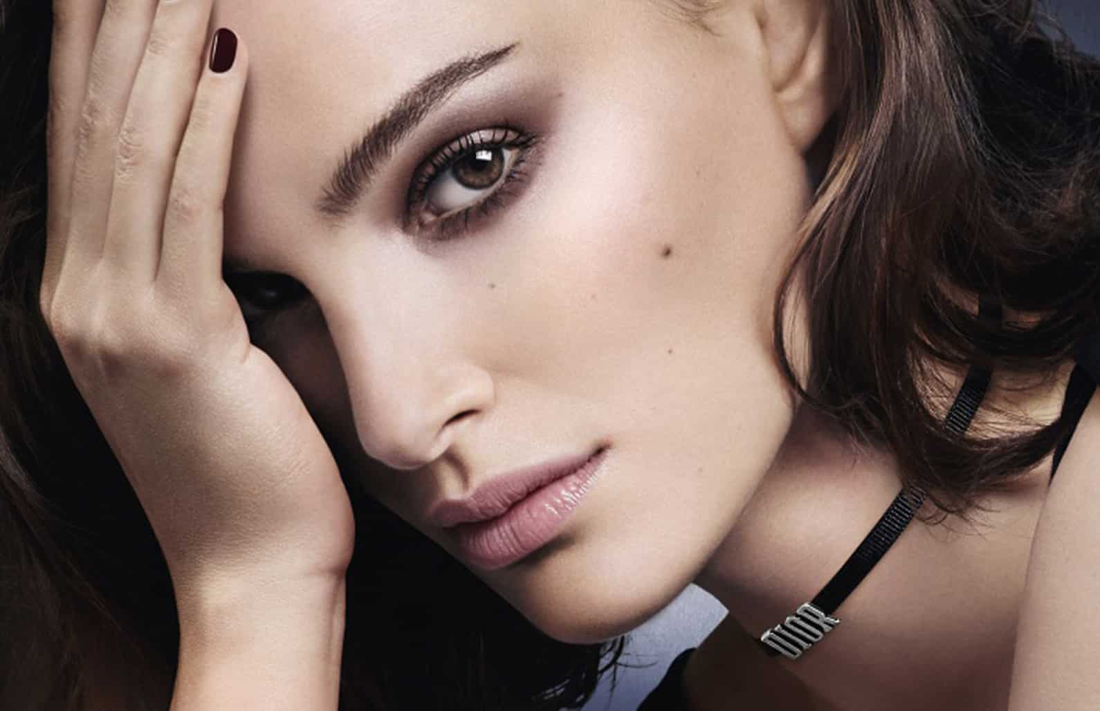 NATALIE PORTMAN FACES THE NEW DIORSKIN FOREVER UNDERCOVER ...