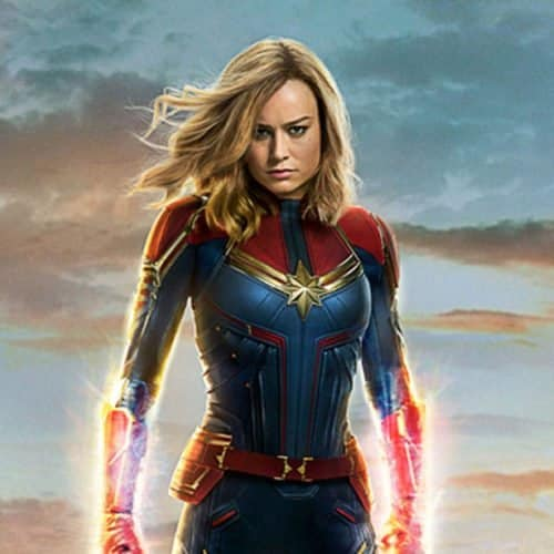 WATCH THE NEW TRAILER OF CAPTAIN MARVEL NOW