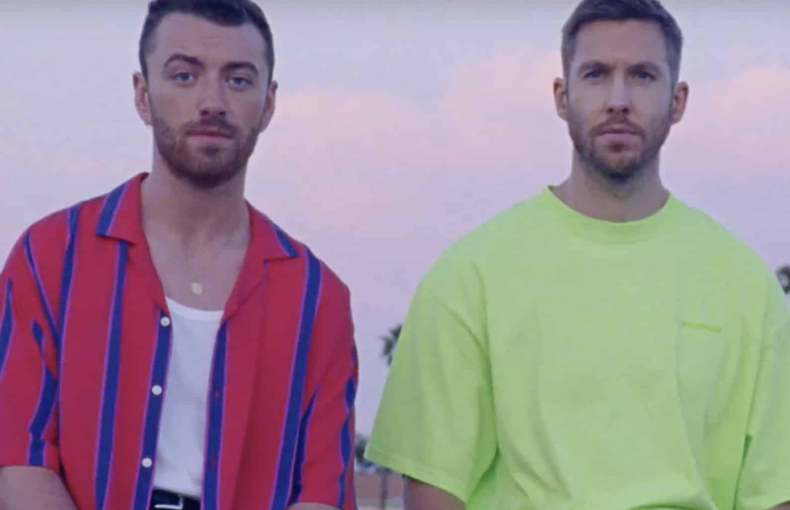 Drops And Latest Video Sam For Their Calvin Harris Smith lFucT3K1J
