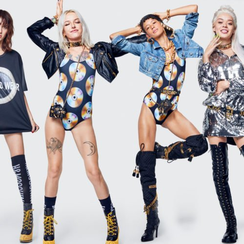 H&M x MOSCHINO COLLECTION IS FINALLY REVEALED